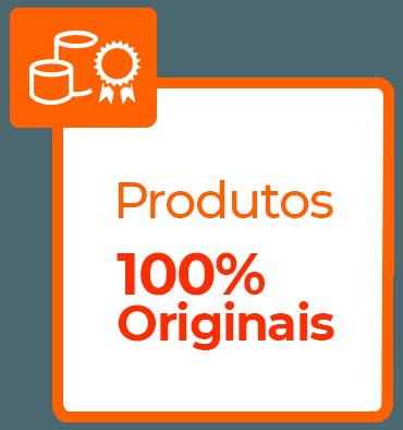 Produtos 100% originais