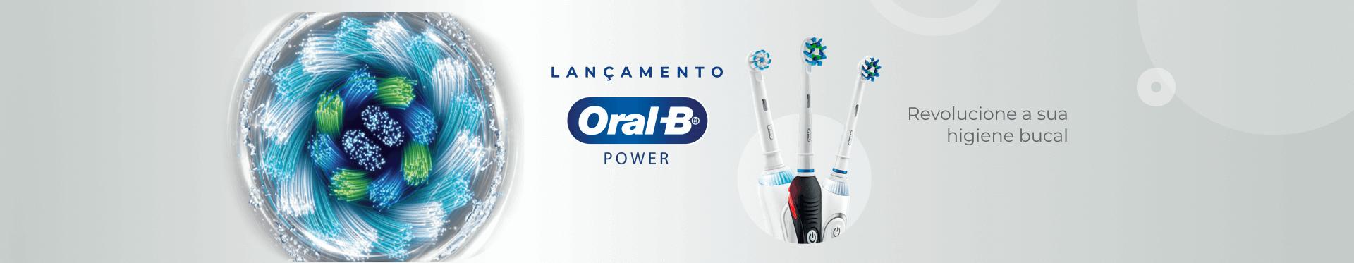 Oral B Power